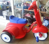 Vespa Tricycle