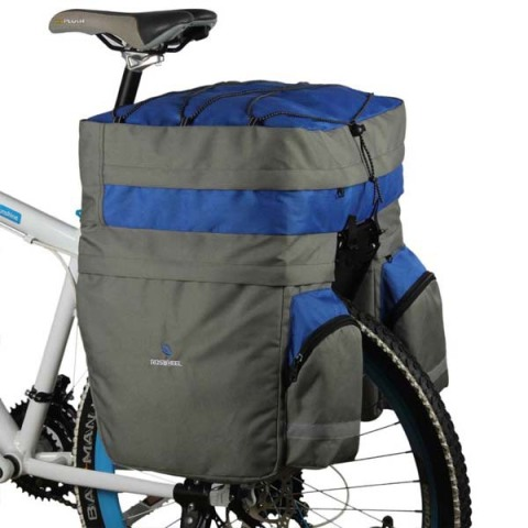 Roswheel-60L-Ultralight-Bicycle-Rear-Seat-Bag-3-in-1-Waterproof-Bike-Cycling-Strong-Travel-Pannier