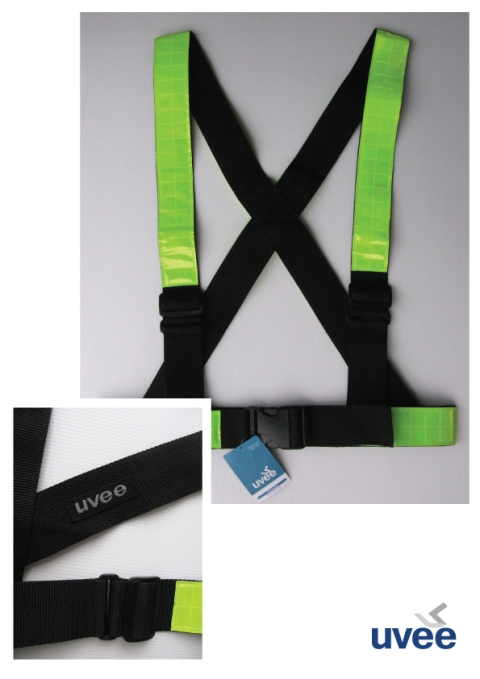 Reflective Safety Harness 04