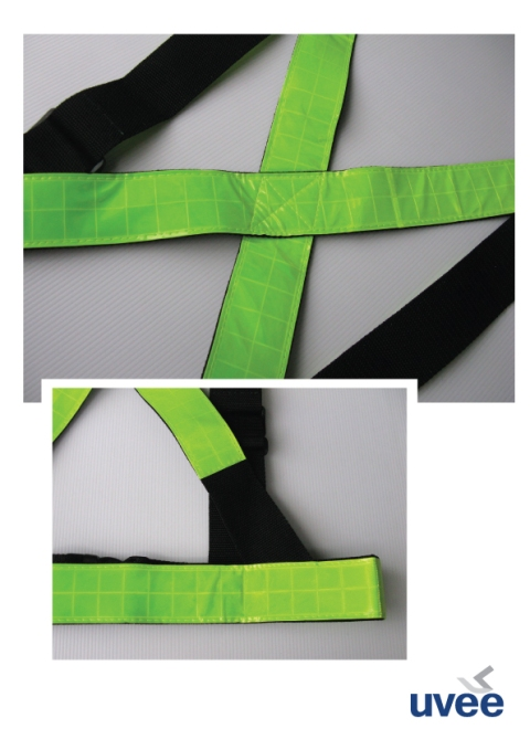 Reflective Safety harness 06