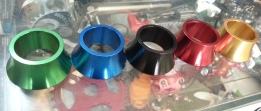 Mountain Spacer Fork Tube HARGA : RM14