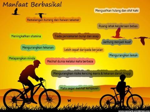 BERBASIKAL